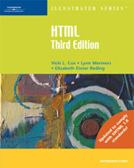 HTML Illustrated Int…, 9780619268459