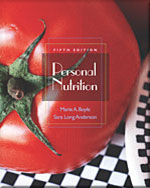 Personal Nutrition (…,9780495106159