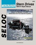 Mercruiser Stern Dri…, 9780893300050