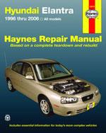 Hyundai Elantra, 199…,9781563927218