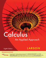 Calculus: An Applied…,9781439047781