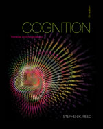 Cognition: Theories …,9781111834548