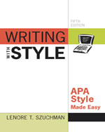 Writing with Style: …,9780840031679