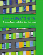 C++ Programming: Pro…,9781285852751