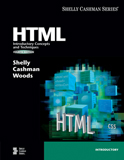 HTML: Introductory C…, 9781418859350