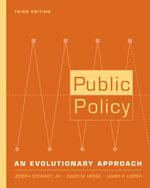 Public Policy: An Ev…,9780534574949