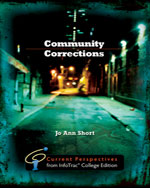 Community Correction…
