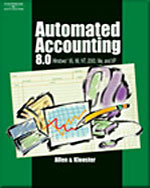 Automated Accounting…, 9780538435055