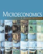 Microeconomics: A Mo…, 9780324315844