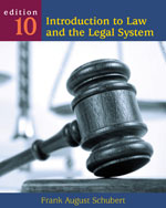 Introduction to Law …,9780495899334