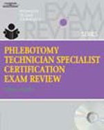 Phlebotomy Technicia…, 9781111321031