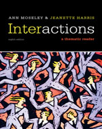 Interactions: A Them…,9780495908296