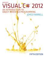 Microsoft® Visual C#…, 9781285096339