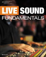 Live Sound Fundament…, 9781435454941