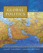 Global Politics, 10t…, 9780495802648