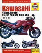 Kawasaki 454LTD/LTD4…,9781563926679