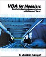 VBA for Modelers: De…, 9780534380120