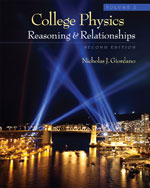 College Physics, Vol…, 9781111570989