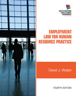 Employment Law for H…, 9781111972196