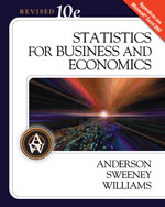 Statistics for Busin…,9780324658378