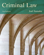 Criminal Law, 11th E…,9781285061917
