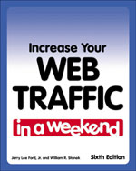 Increase Your Web Tr…,9781435456662