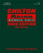 Chilton 2006 Asian V…, 9781418009489
