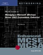 70-290: MCSE Guide t…,9780619217525
