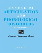 Manual of Articulati…,9780769302560