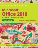 DVD Disk 1: Word and…,9781133191056