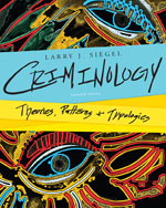 Bundle: Criminology:…, 9781133395881