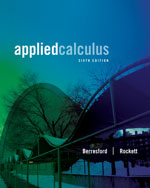 Applied Calculus, 6t…,9781133103745