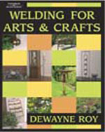 Welding for Arts and…, 9780766818965