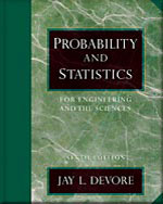 Probability and Stat…, 9780534399337