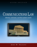 Communications Law: …,9780495794172