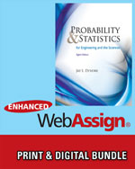 Bundle: Probability …, 9781111655495