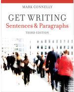 Get Writing: Sentenc…, 9781111772161