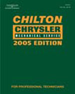 Chilton 2005 Chrysle…,9781401867188