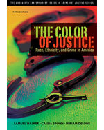 The Color of Justice…,9781111346928