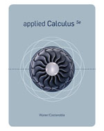 Applied Calculus, 5t…, 9781439049235