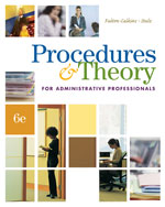 Procedures & Theory …,9780538730525