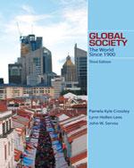 Global Society: The …,9781111835378