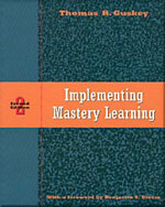 Implementing Mastery…, 9780534258726