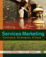 Services Marketing: …,9781439039397