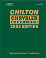 Chilton 2005 Chrysle…, 9781418005504