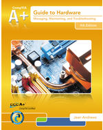 A+ Guide to Hardware…,9781133135128