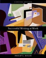 Successful Writing a…, 9780618481118