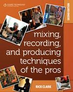 Mixing, Recording, a…,9781598638400