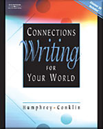Connections: Writing…,9780538727501