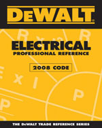 DEWALT® Electrical P…, 9780979740374